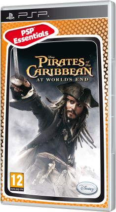 Pirates of the Caribbean: At Worlds End (Gra PSP)