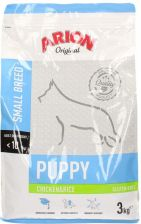 Arion Original Puppy Small Chicken i Rice 3kg