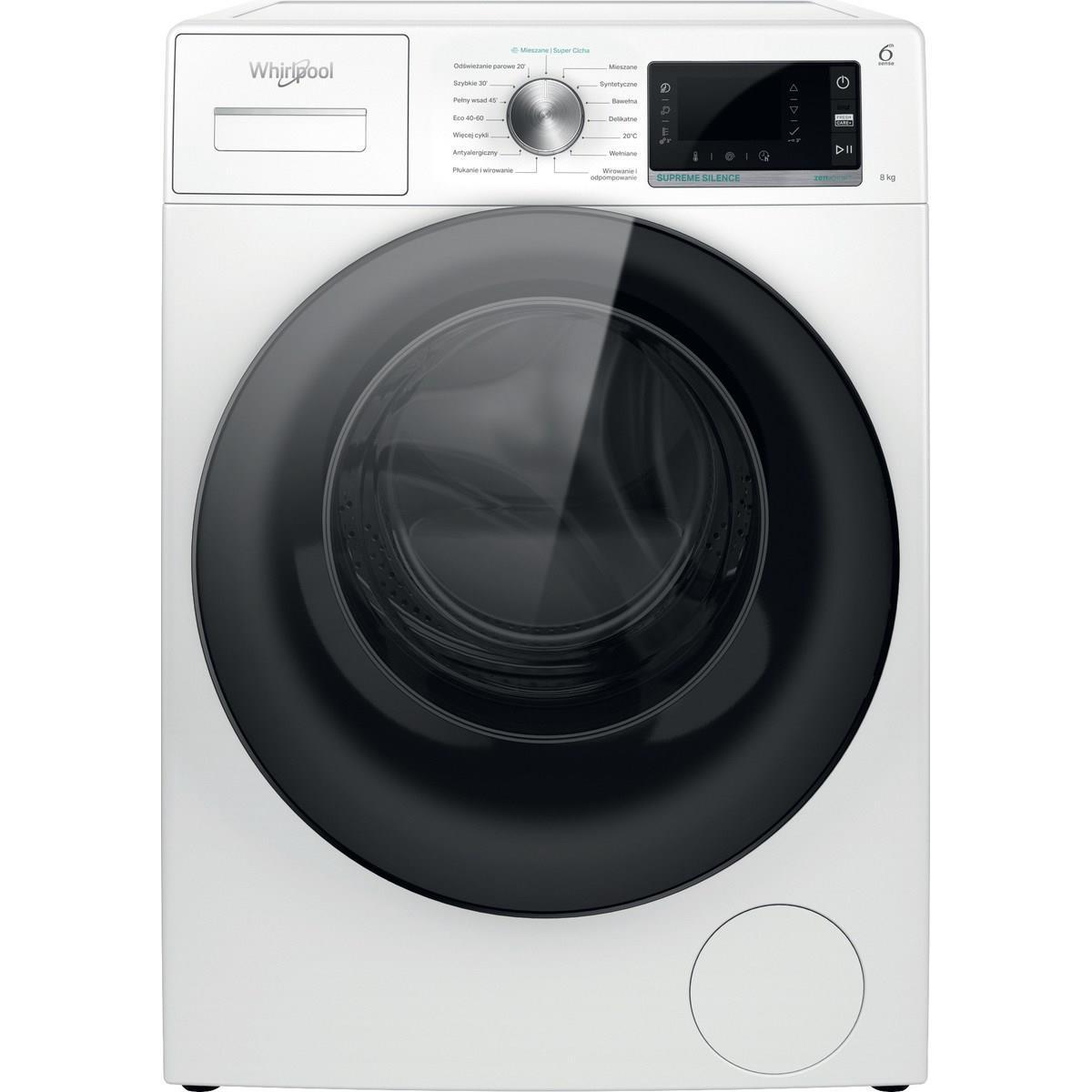 Whirlpool W6 W845wb Pl