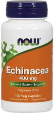 Now Foods Echinacea 400mg 100 kaps.