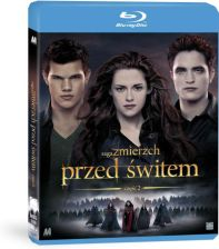 Saga zmierzch: Przed Świtem - Część 2 (The Twilight Saga: Breaking Dawn - Part 2) (Blu-ray)