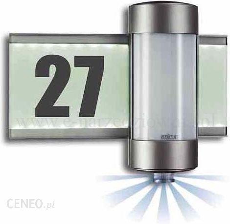 Steinel L 270 S Lampa I Podświetlanym Polem Numerowym 647810