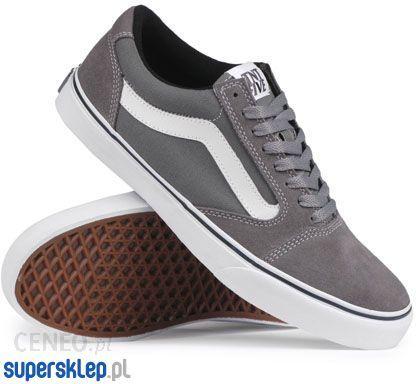 Buty Vans TNT 5 (greywhite) Ceny i opinie Ceneo.pl