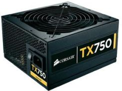 CORSAIR Enthusiast Series TX750 V2 - 750 W (CMPSU-750TXV2EU)