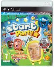 Start the Party (Gra PS3)