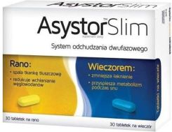Asystor Slim 60 Tabletek Opinie I Ceny Na Ceneo Pl