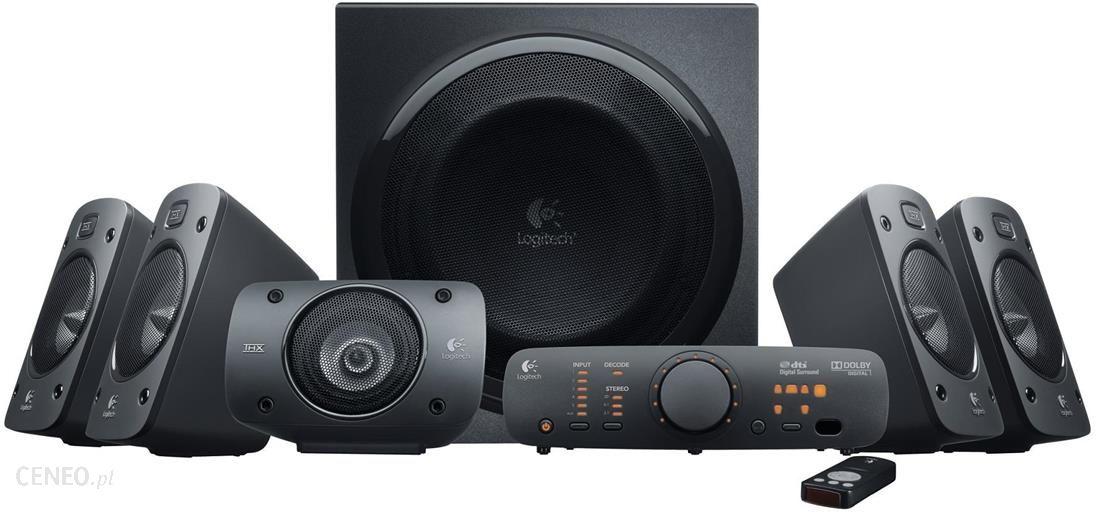 Głośniki Logitech Z-906 THX (980-000468)