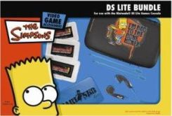 The Simpsons Accessory Bundle for DS lite (Gra NDS)