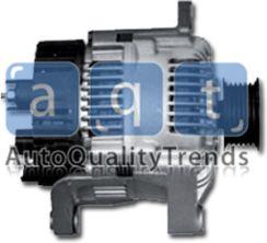 lauber alternator opel monterey b 3.0 dti (07.98-08.99)/ isuzu