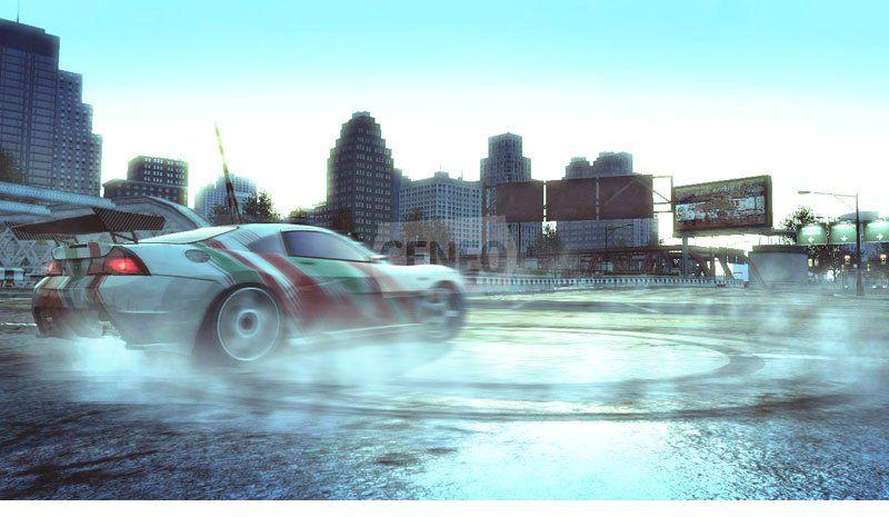 Burnout Paradise (Gra PS3)