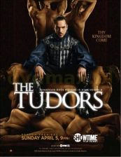 Dynastia Tudorów sezon 4 BOX (The Tudors) (DVD)