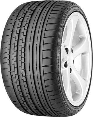 Continental Contisportcontact 2 235/55R17 99W Mo Fr