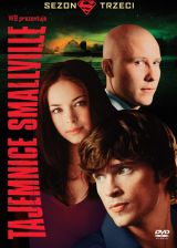Tajemnice Smallville Sezon 3 (DVD)