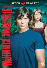 Tajemnice Smallville Sezon 4 (DVD)