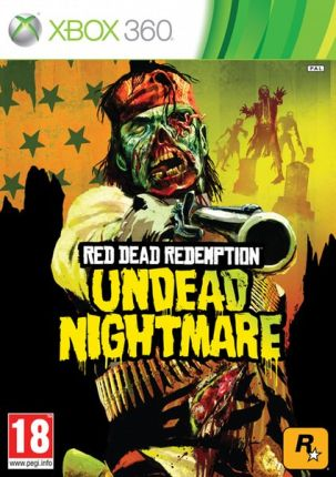 Red Dead Redemption Undead Nightmare Pack (Gra Xbox360)