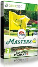 Tiger Woods PGA Tour 12 The Masters (Gra Xbox 360)