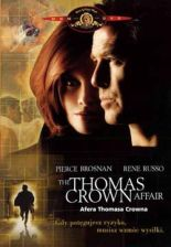 Afera Thomasa Crowna (The Thomas Crown Affair) (DVD)
