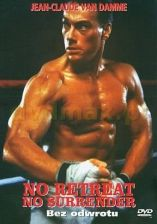 Bez Odwrotu (No Retreat, No Surrender) (DVD)