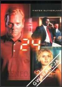 d4d390985185b Przez 24 Godziny Sezon 1 (DVD) - Ceny i opinie - Ceneo.pl