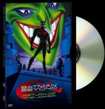 Batman: Powrót Jokera (Batman Of The Future: Return Of The Joker) (DVD)