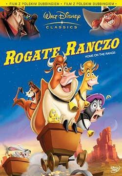 Rogate Ranczo (Home On The Range) (DVD)
