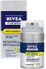 Nivea for Men Krem Q10 Energy Crem 50ml