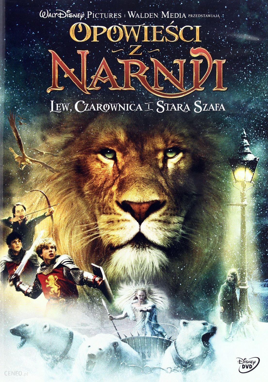 Film DVD Opowieści Z Narnii: Lew Czarownica I Stara Szafa (The Chronicles  of Narnia: The Lion, the Witch and the Wardrobe) (DVD) - Ceny i opinie -  Ceneo.pl