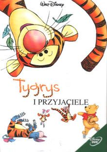 Tygrys I Przyjaciele (Tigger The Movie) (DVD)