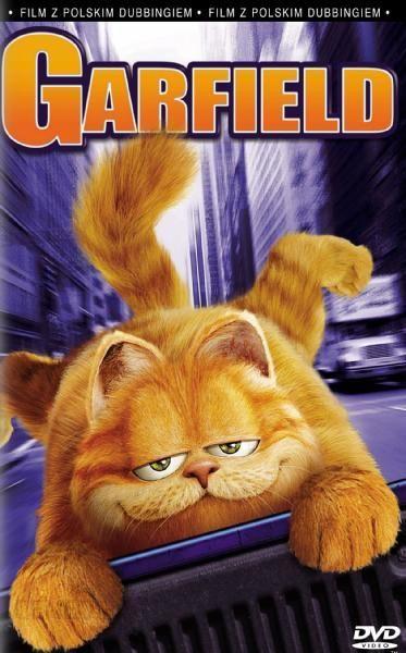 Film Dvd Garfield Garfield The Movie Dvd Ceny I Opinie Ceneopl