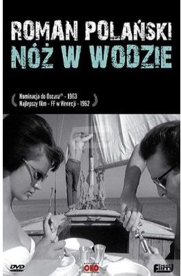 Nóż w wodzie (Knife in the water) (DVD)