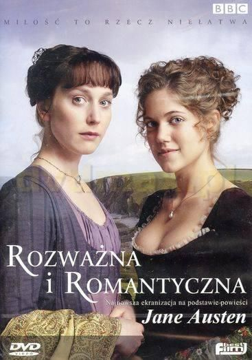 Film Dvd Rozważna I Romantyczna Sense And Sensibility Dvd Ceny