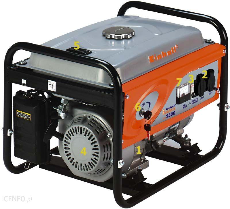 generator pr du einhell ste 2500 4152310 opinie i ceny