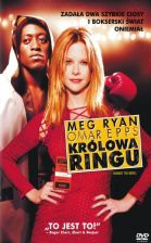 Królowa Ringu (Against The Ropes) (DVD)