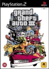 Grand Theft Auto 3 (Gra PS2)