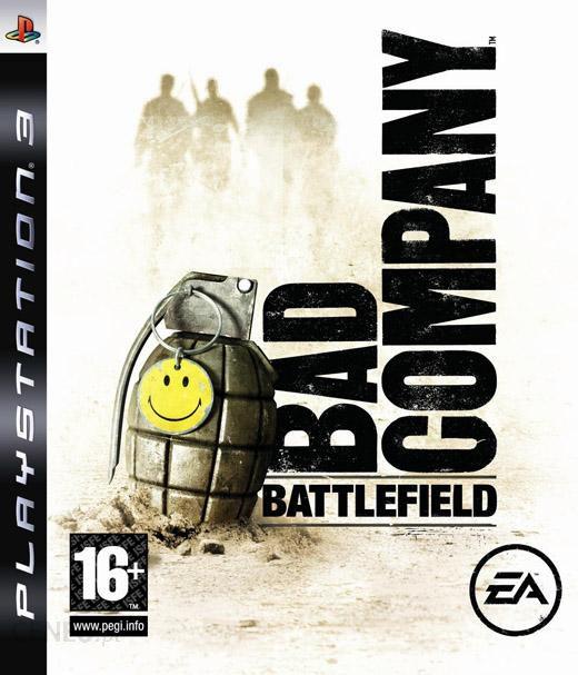 Battlefield Bad Company Gra Ps3 Ceneo Pl