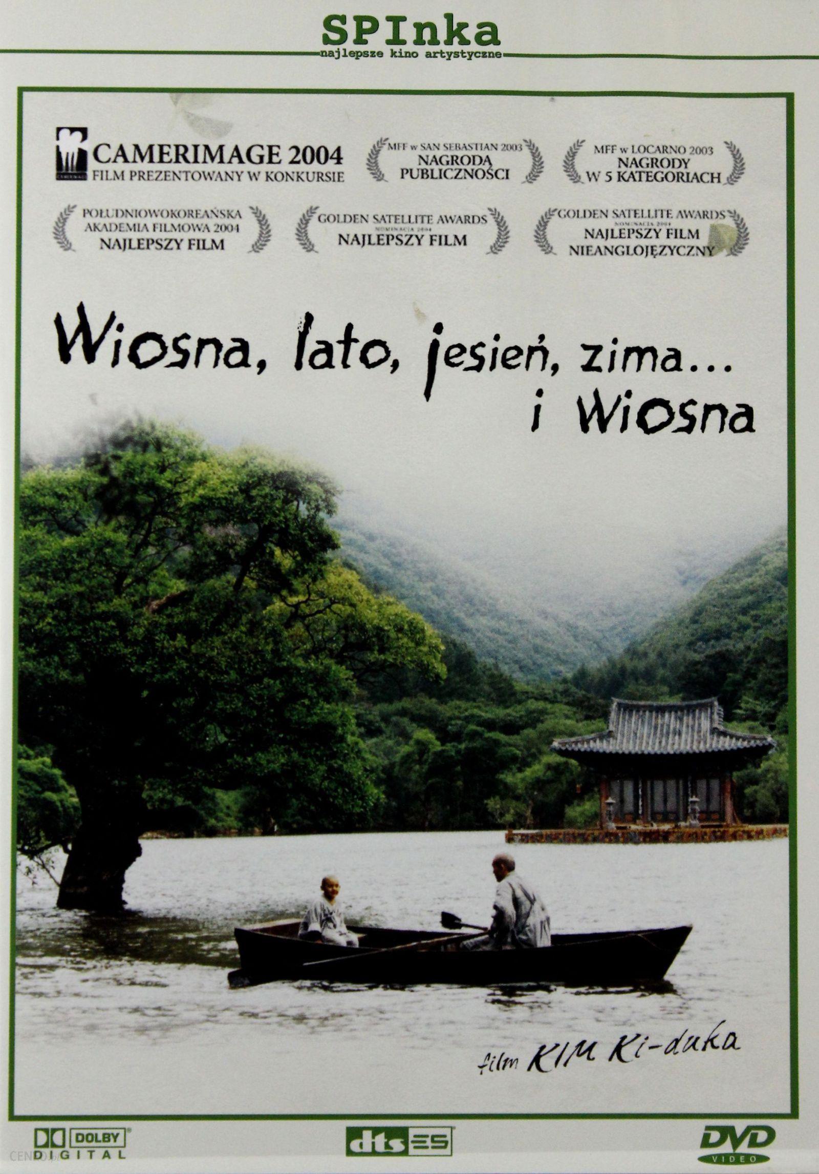 f3b3015df895e Film DVD Wiosna, Lato, Jesień, Zima... I Wiosna (Spring, Summer ...