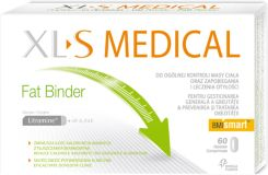 XLS MEDICAL Fat Binder 60 tabletek