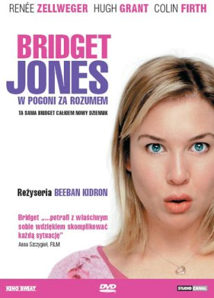 Dziennik Bridget Jones 2: W Pogoni Za Rozumem (Bridget Jones: The Edge Of Reason) (DVD)