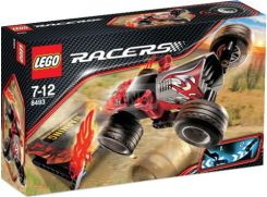 Lego Racers Red Ace 8493