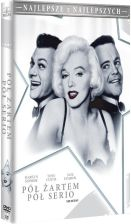 Pół żartem, pół serio (Some Like It Hot) (DVD)