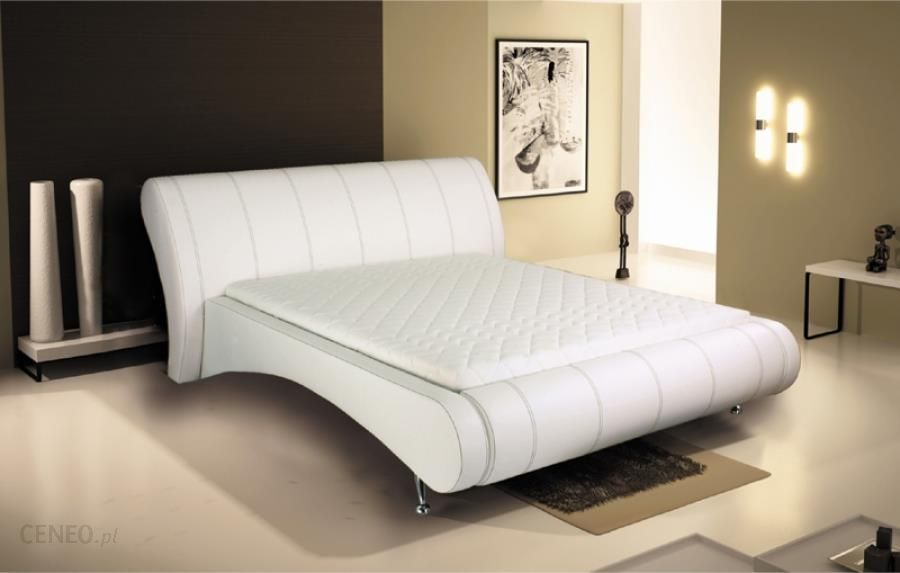 Koło łóżko Tapicerowane 80266