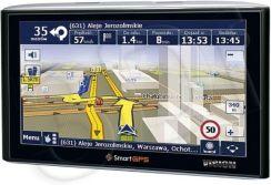 Nawigacja Samochodowa Smartgps Sg 760 Vision Mapa Map Easy