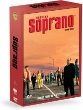 Rodzina Soprano Sezon 3 (The Sopranos - Series 3) (DVD)