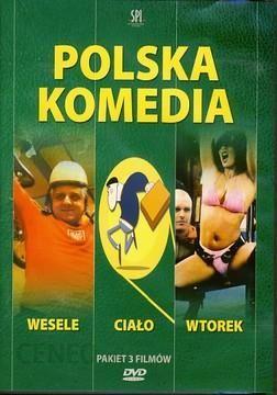 Film Dvd Wesele Ciało Wtorek Dvd Ceny I Opinie Ceneopl