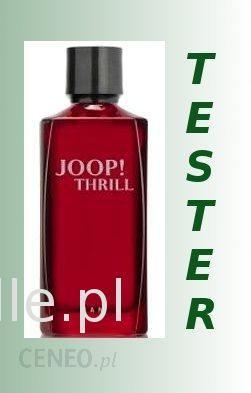 top design where can i buy to buy Joop Thrill Men Woda toaletowa 100 ml TESTER