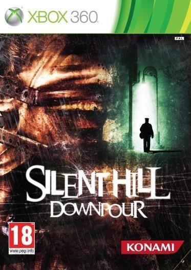 Silent Hill Downpour Gra Xbox 360 Ceneo Pl