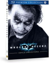 Mroczny Rycerz (The Dark Knight) Premium Collection (2Blu-ray)