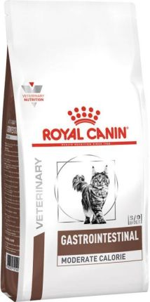 Royal Canin Veterinary Diet Gastro Intestinal Moderate Calorie GIM35 4kg