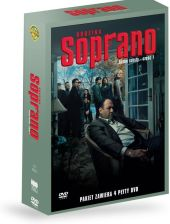 Rodzina Soprano Sezon 1-6 (The Sopranos - Series 1-6) (DVD)