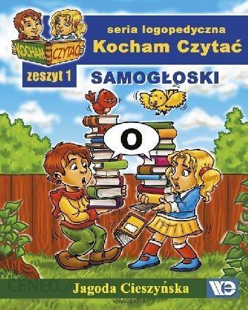 Kocham Czytac Zeszyt 1 Samogloski Ceny I Opinie Ceneo Pl